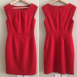 The Limited dress—Red